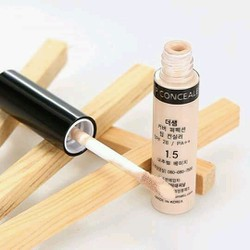 Che khuyết điểm The Saem Cover Perfection Tip Concealer SP