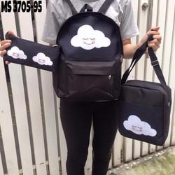 Balo Tuổi Teen Học Sinh Mây