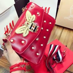 Túi Ong Đỏ Size 28