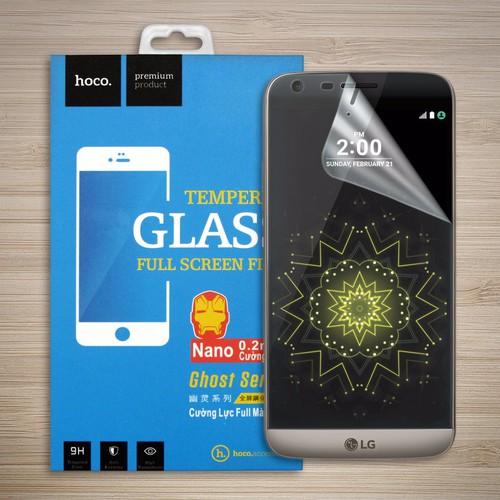 Miếng dán dẻo LG G5 Full LCD hiệu Hoco