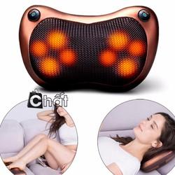 Gối mát-xa hồng ngoại Massage Pillow