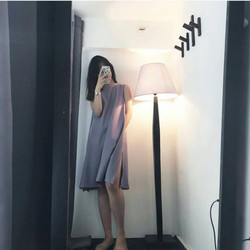 Đầm dáng suông