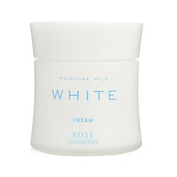 Kem dưỡng trắng da Moisture Mild White Kose Nhật Bản