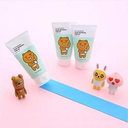 Kem tẩy lông In Shower Hair Removal Cream Kakao Friends