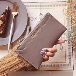 Ví nữ, ví cầm tay, ví kéo khóa, bóp tiền nữ - LC.5066