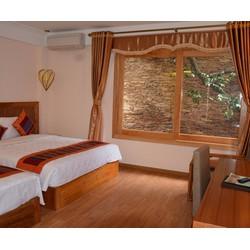 Phòng Standard hoặc Superior 2N1Đ  Khách sạn Panorama 3 sao Sapa