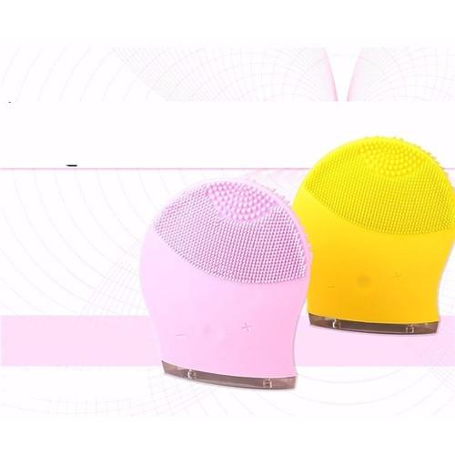 Máy rửa mặt massage sạc điện