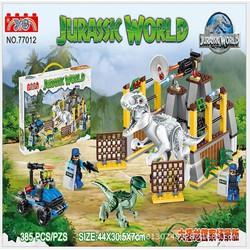 Lego go mô hình Công viên Khủng long Dinosaur