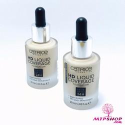 Kem nền HD Liquid Coverage Foundation