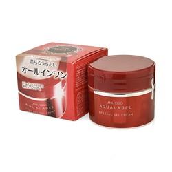 Kem dưỡng da 5 in 1 Shiseido Aqualabel Special Gel Cream 90g