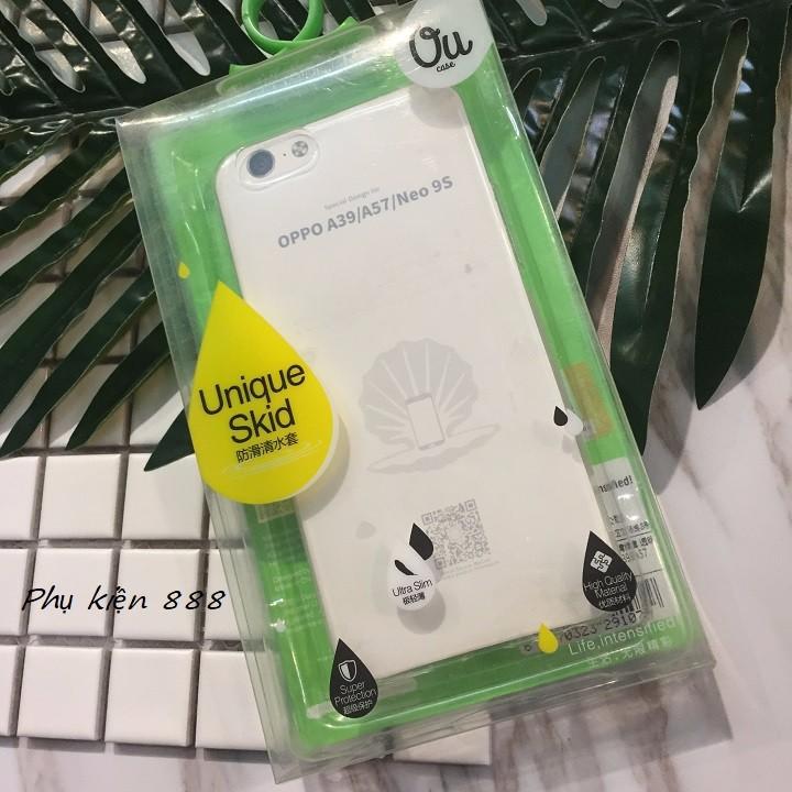 Ốp lưng Oppo A39 - Neo 9s Vu case silicon 1