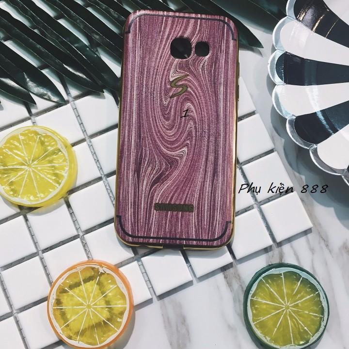 Ốp lưng Samsung Galaxy A5 2017 vân gỗ 3