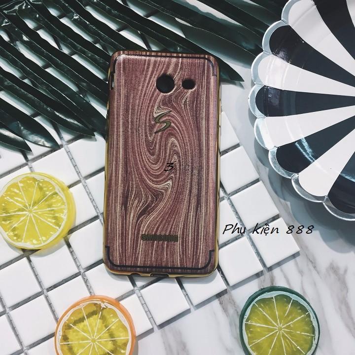 Ốp lưng Samsung Galaxy A5 2017 vân gỗ 4