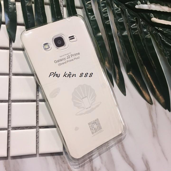 Ốp lưng Samsung Galaxy J2 Prime hiệu Vu case silicon 2