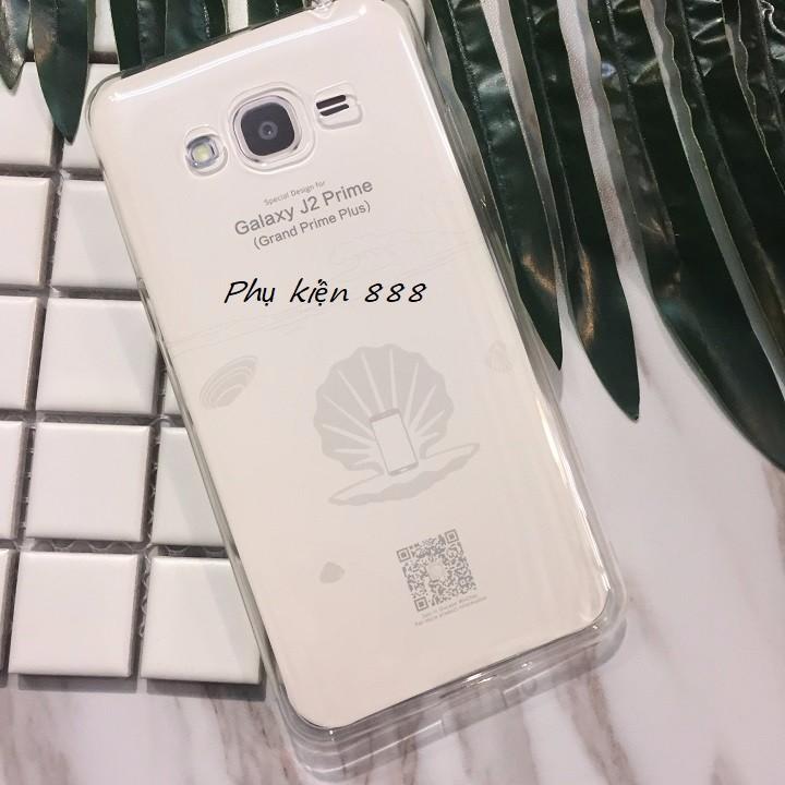 Ốp lưng Samsung Galaxy J2 Prime hiệu Vu case silicon 3