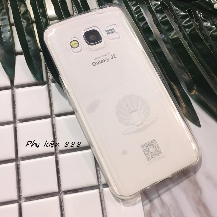 Ốp lưng Samsung Galaxy J2 Vu case silicon 1