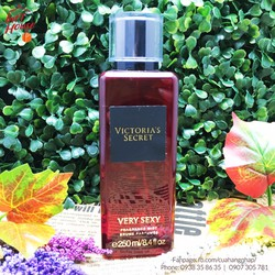 Xịt Toàn Thân Victoria Secret Very Sexy Fragance Mist 250ml