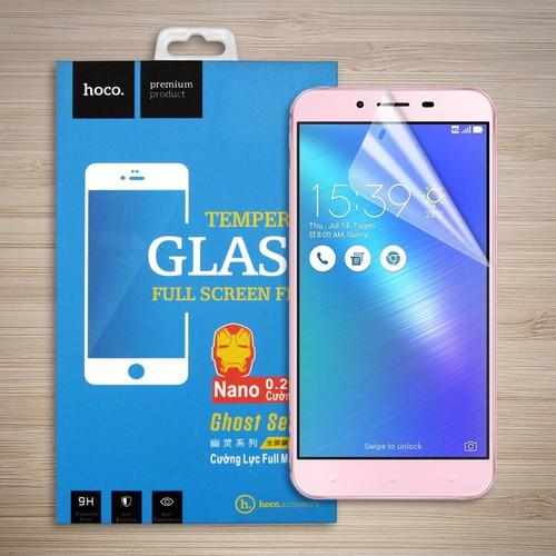 Miếng dán dẻo Asus Zenfone 3 Max 5.5 Full LCD hiệu Hoco