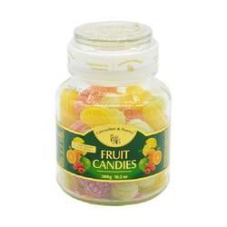 Kẹo trái cây Đức Cavendish Harvey hủ thủy tinh - 300g