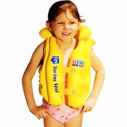 Áo phao bơi cho bé