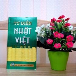 Từ điển Nhật Việt Khang Việt - Bìa mềm, cỡ nhỏ