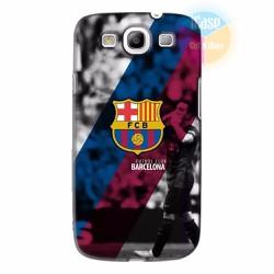 Ốp lưng Samsung Galaxy S3 in hình CLB Barcelona