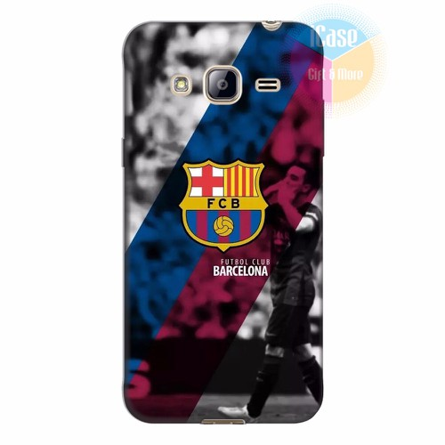 Ốp lưng Samsung Galaxy J3 in hình CLB Barcelona