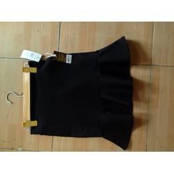 Váy đuôi cá màu đen
