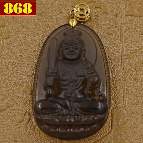 Mặt dây chuyền Phật Bất động minh vương Obsidian 5cm - Hộ mệnh người tuổi Dậu - 11057930 , 6727014 , 15_6727014 , 140000 , Mat-day-chuyen-Phat-Bat-dong-minh-vuong-Obsidian-5cm-Ho-menh-nguoi-tuoi-Dau-15_6727014 , sendo.vn , Mặt dây chuyền Phật Bất động minh vương Obsidian 5cm - Hộ mệnh người tuổi Dậu