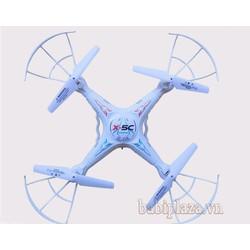 Máy bay điều khiển Flycam X-5C Duwei toys