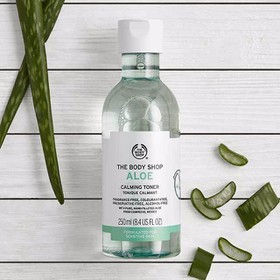 NƯỚC HOA HỒNG THE BODY SHOP ALOE CALMING 250ml - 546768