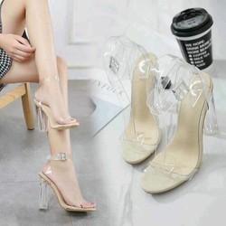 Giày quai trong gót trong