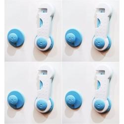 Bộ khóa cửa tủ an toàn cho be