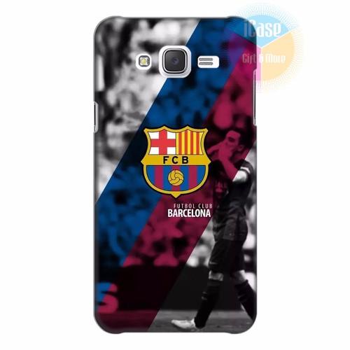 Ốp lưng Samsung Galaxy J5 in hình CLB Barcelona