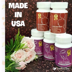 Love Your Body- viên uống điều chỉnh trọng lượng chính hãng từ Mỹ