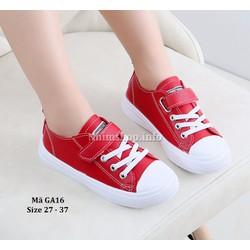 Giày thể thao trẻ em 3 - 12 tuổi kiểu dáng Hàn Quốc GA16