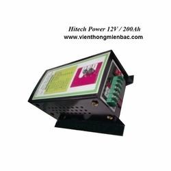 Bộ sạc ắc quy 12v200Ah Hitech Power
