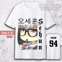 Áo Phông EXO Sehun