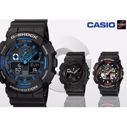 đồng hồ G-shock thể thao nam loại lớn - DH02