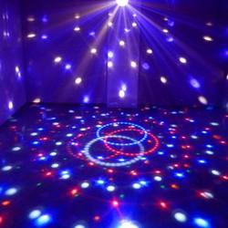 Đèn Led vũ trường cảm ứng nhạc 6W