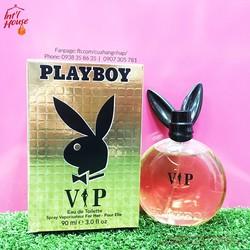 Nước hoa Playboy Vip EDT For Men 90ml