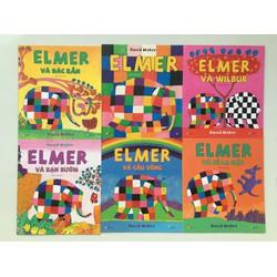Chú voi Elmer Giá bìa 210k