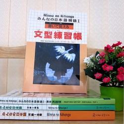 Sách Minna no Nihongo I Luyện tập mẫu câu Tập 1