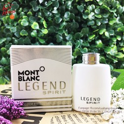 Nước hoa nam Mont Blanc Legend Spirit EDT 4.5ml