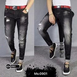 quần jeans nam mã 0901