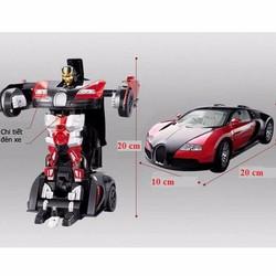 Ô tô biến hình thành rô bốt - Đồ chơi ô tô Lamborghinin