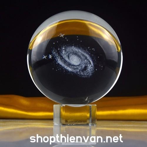 Quả cầu thủy tinh Thiên hà - Galaxy Crystal Ball