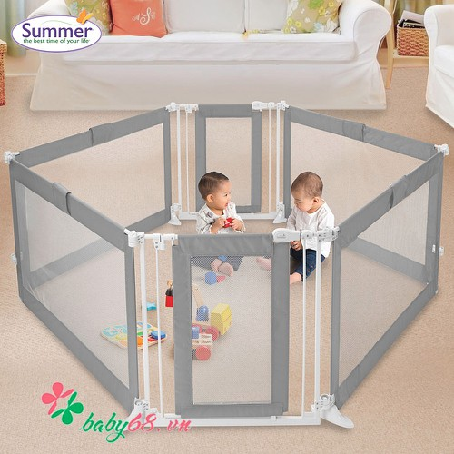 Cửa chặn an toàn Summer 165-363cm SM27680