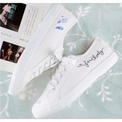 Giày thể thao chibi | giày bata nữ đi học