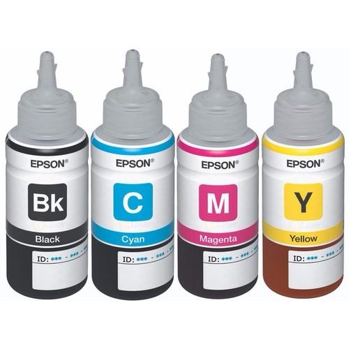 Bộ mực in phun 4 màu - Dùng cho máy Epson L110, L200, L210, L300, L310 - 7812969 , 6732691 , 15_6732691 , 650000 , Bo-muc-in-phun-4-mau-Dung-cho-may-Epson-L110-L200-L210-L300-L310-15_6732691 , sendo.vn , Bộ mực in phun 4 màu - Dùng cho máy Epson L110, L200, L210, L300, L310